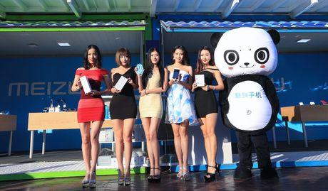 Meizu M5 - Thiet ke dep mat, mau sac thoi trang - Anh 1
