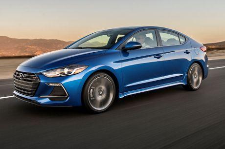 Hyundai Elantra Sport co gia tu 22.485 USD tai My - Anh 1