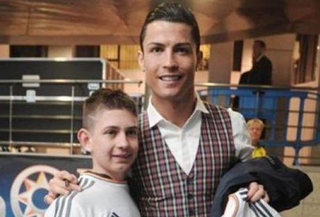 Cau chuyen cam dong ve Ronaldo va CDV dac biet - Anh 1