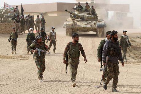 Biet kich Iraq tien vao Mosul - Anh 1