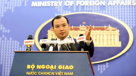 Viet Nam phan ung viec Philippines, Malaysia muon giai quyet van de Bien Dong voi Trung Quoc - Anh 1