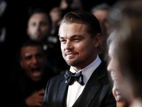 Leonardo DiCaprio duoc vinh danh voi phim tai lieu 'Before the flood' - Anh 1