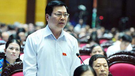 Cach chuc Bi thu Ban Can su dang Bo Cong thuong doi voi ong Vu Huy Hoang - Anh 1