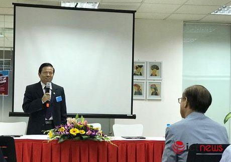 Vuon uom khoi nghiep Han Quoc lap trung tam ho tro doanh nghiep Viet Nam - Anh 2