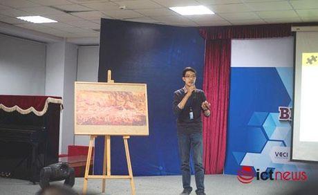 'Lo dien' quan quan cuoc thi khoi nghiep Start-up Uni mua dau tien - Anh 3