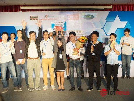 'Lo dien' quan quan cuoc thi khoi nghiep Start-up Uni mua dau tien - Anh 4