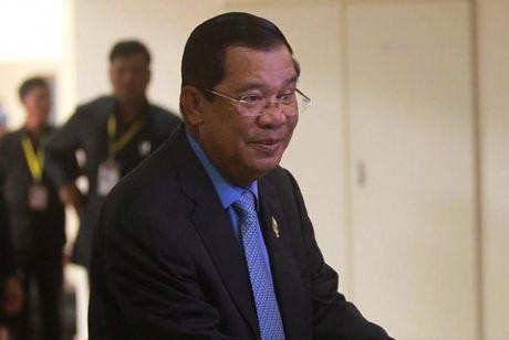 Thu tuong Campuchia muon Trump lam tong thong My - Anh 1