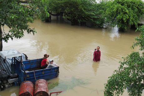 Thuy dien Song Ba Ha xa lu lon nhat trong 7 nam qua - Anh 8
