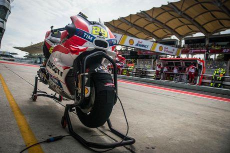 Xem dua MotoGP tai truong dua Sepang - Anh 5