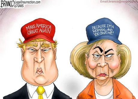 Chuyen gia goc Viet: 'Trump duoc nhieu nguoi ung ho ngam' - Anh 2