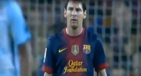 6 lan 'ca gian mat khon' cua Messi tren san co - Anh 4