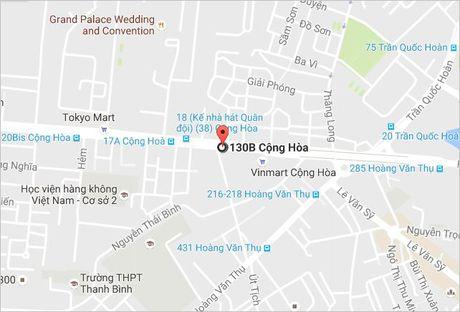 Xe SH boc chay giua duong pho Sai Gon - Anh 3