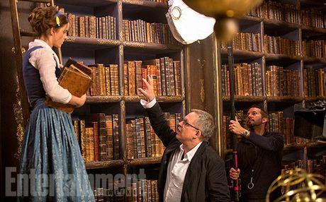 Emma Watson quyen ru trong 'Nguoi dep va quai vat' - Anh 9