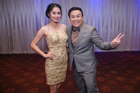 Nam Thu xuc dong gap Hoai Linh trong su kien - Anh 5