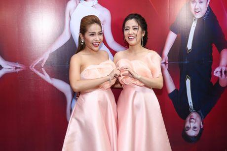 Nam Thu xuc dong gap Hoai Linh trong su kien - Anh 7