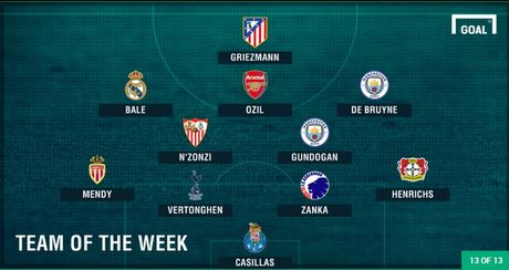 'Thanh' Iker tro lai doi hinh tieu bieu Champions League - Anh 1