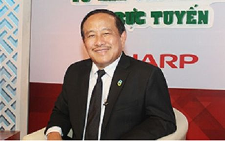 PGS.TS Nguyen Huy Nga: Nguoi dung xem dam chay de hit phai khi doc - Anh 1