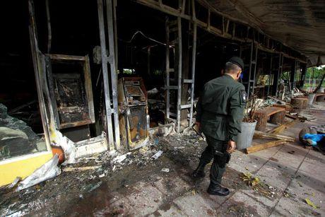 Thai Lan: Danh bom lon nhat tai mien Nam ke tu thang 8 - Anh 1