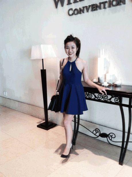 Ngo ngang nhan sac va gia the cua ban gai con nuoi Hoai Linh - Anh 8
