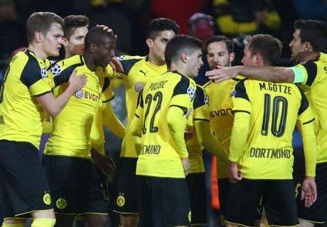 Ket qua bong da cup C1 3/11: Dortmund gianh ve vao vong knock-out - Anh 1
