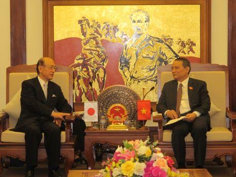 Viet Nam - Nhat Ban day manh hop tac GTVT theo hinh thuc PPP - Anh 1