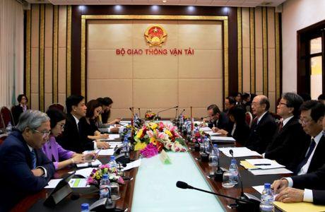 Viet Nam - Nhat Ban day manh hop tac GTVT theo hinh thuc PPP - Anh 2