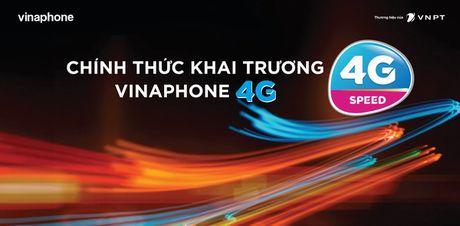 VinaPhone se cong bo nhieu thong tin quan trong tai Le khai truong 4G - Anh 1