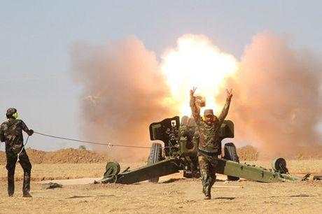 Iraq gianh quyen kiem soat cua ngo phia dong Mosul - Anh 1