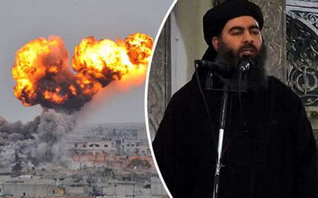 Thu linh toi cao IS tin tuong se de bep quan doi Iraq o Mosul - Anh 1