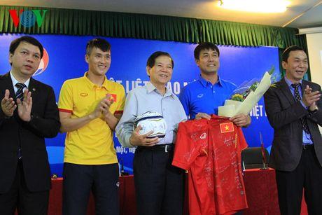 DT Viet Nam hua thi dau het minh truoc nguyen Chu tich nuoc - Anh 10