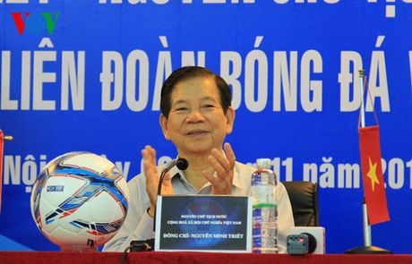 DT Viet Nam hua thi dau het minh truoc nguyen Chu tich nuoc - Anh 5