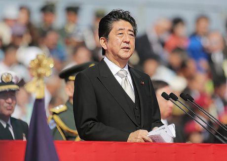 Thu tuong Shinzo Abe co the tham My neu ba Clinton dac cu Tong thong - Anh 1