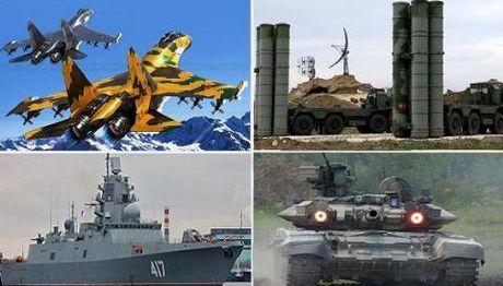 Cong bo Nga thu loi lon nho don danh o Syria - Anh 1