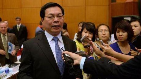 Ky luat hanh chinh ong Vu Huy Hoang: Bao cao truoc 10/11 - Anh 1