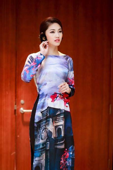 Hoa hau My Linh, A hau Thanh Tu: Tam-Cam tren tham do thoi trang - Anh 7