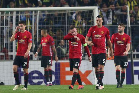 Mourinho: Cau thu Man Utd dau co nghe toi! - Anh 1