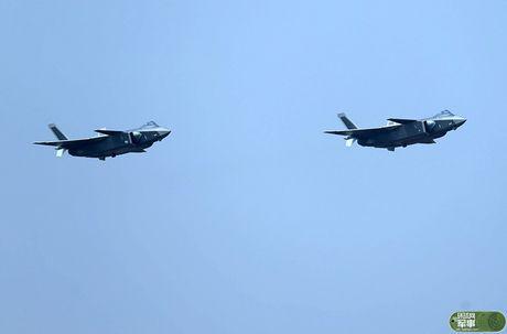 Nga: Trung Quoc sao chep tiem kich tang hinh MiG 1.44 - Anh 2