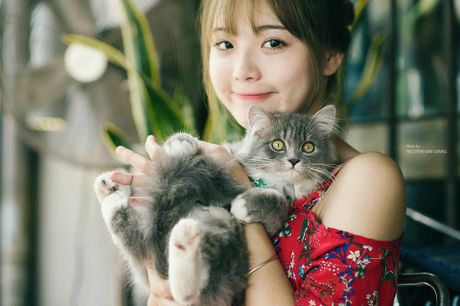 'Hot girl dan toc' danh co tuong, luan Tam Quoc gay sot - Anh 6