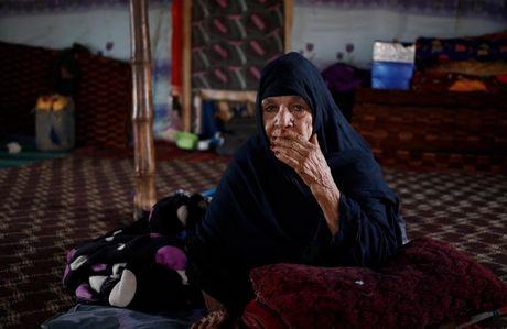 Chum anh tranh chap lanh tho o Tay Sahara - Anh 13