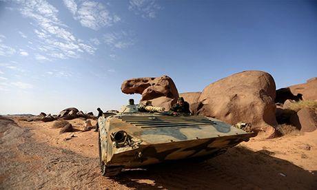 Chum anh tranh chap lanh tho o Tay Sahara - Anh 3