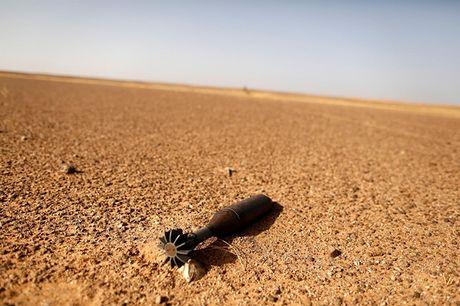 Chum anh tranh chap lanh tho o Tay Sahara - Anh 4