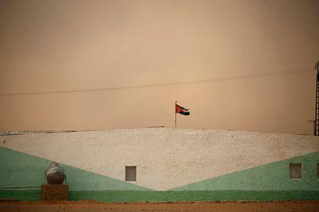 Chum anh tranh chap lanh tho o Tay Sahara - Anh 5