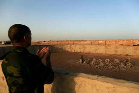 Chum anh tranh chap lanh tho o Tay Sahara - Anh 8