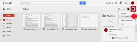 Hoc cach su dung Google Drive tren PC khong can len drive.google.com - Anh 1