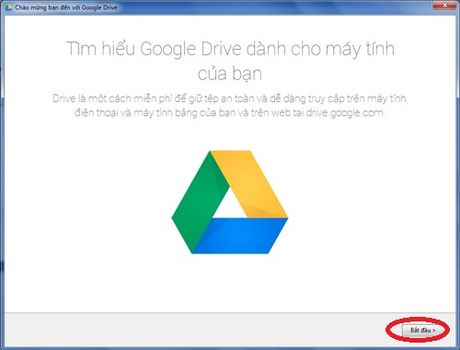 Hoc cach su dung Google Drive tren PC khong can len drive.google.com - Anh 5