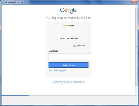 Hoc cach su dung Google Drive tren PC khong can len drive.google.com - Anh 6