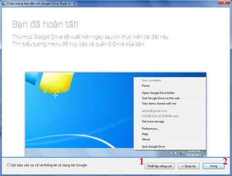 Hoc cach su dung Google Drive tren PC khong can len drive.google.com - Anh 8
