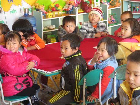 Thanh Hoa: Ho tro hon 39 ty dong tien an trua cho tre 3-5 tuoi - Anh 1