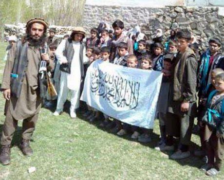Truong hoc cua Taliban - Anh 1