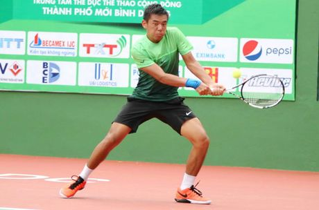 Ly Hoang Nam rong duong vo dich o giai Vietnam F9 Futures - Anh 2